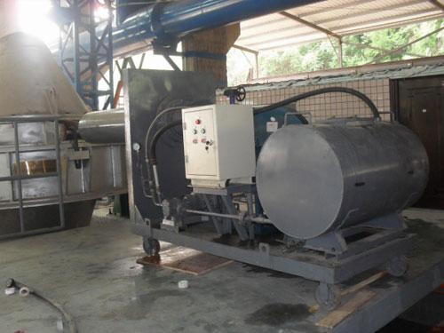 AOD炉烘烤器2