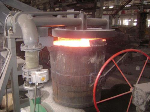 钢(铁水)包烘烤器